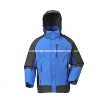 BF-JK-036T honey taslon Mens 3 in 1 Jacket