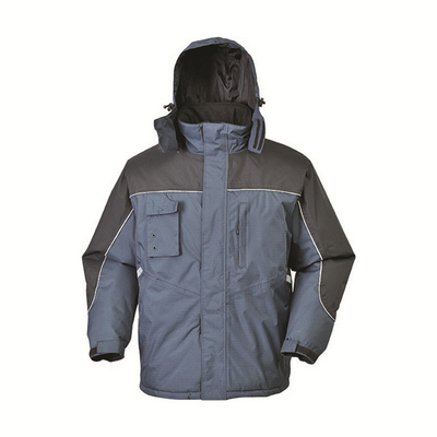 BF-JK-018PP Mens polyester pongee Ripstop parka