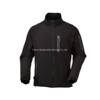 BF-JK-001PS polyester single jersy light weight jacket