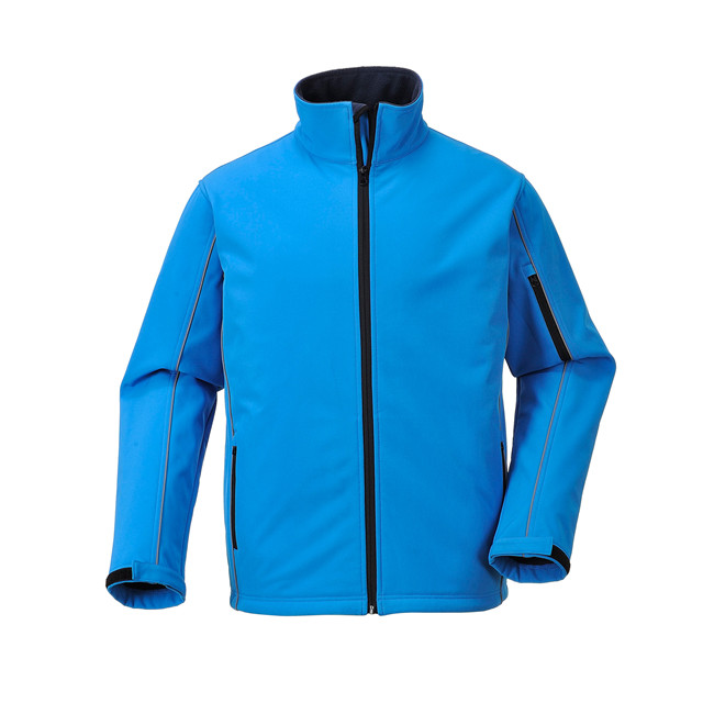 BF-JK-027SF Mens waterproof softshell jacket